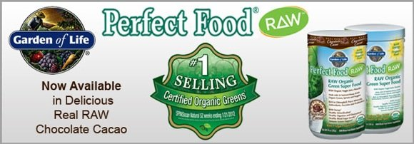 Raw Perfect Food from Garden of Life