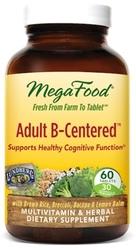 MegaFood Adult B-Centered