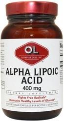 Olympian Labs Alpha Lipoic Acid