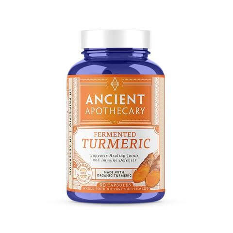 Ancient Nutrition Apothecary Turmeric