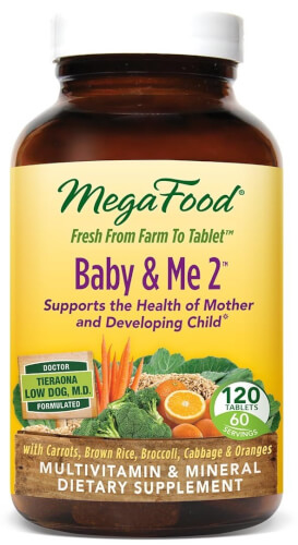 MegaFood Baby and Me 2