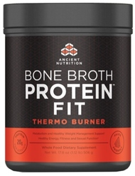 Ancient Nutrition Broth Protein FIT Thermo Burner