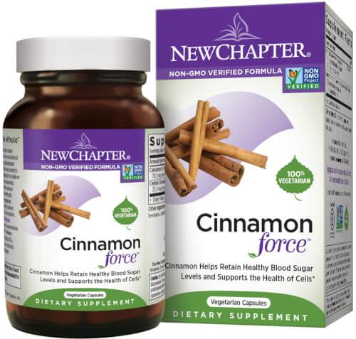 New Chapter Cinnamonforce