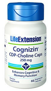 Life Extension Cognizin CDP-Choline