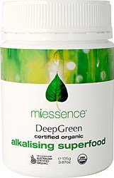 Miessence DeepGreen Alkalising Superfood