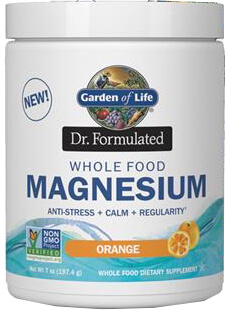 Garden of Life Dr Formulated Magnesium