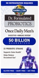 Garden of Life Dr Formulated Once Daily Mens