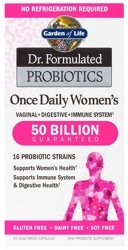 Garden of Life Dr Formulated Once Daily Womens