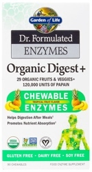 Garden of Life Dr Formulated Organic Digest