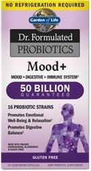 Garden of Life Dr Formulated Probiotics Mood Plus