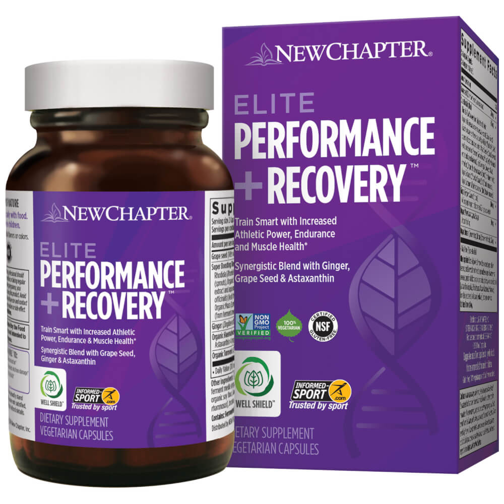 New Chapter Elite Performance and Recovery
