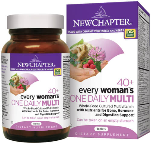 New Chapter Every Woman One Daily 40 Plus