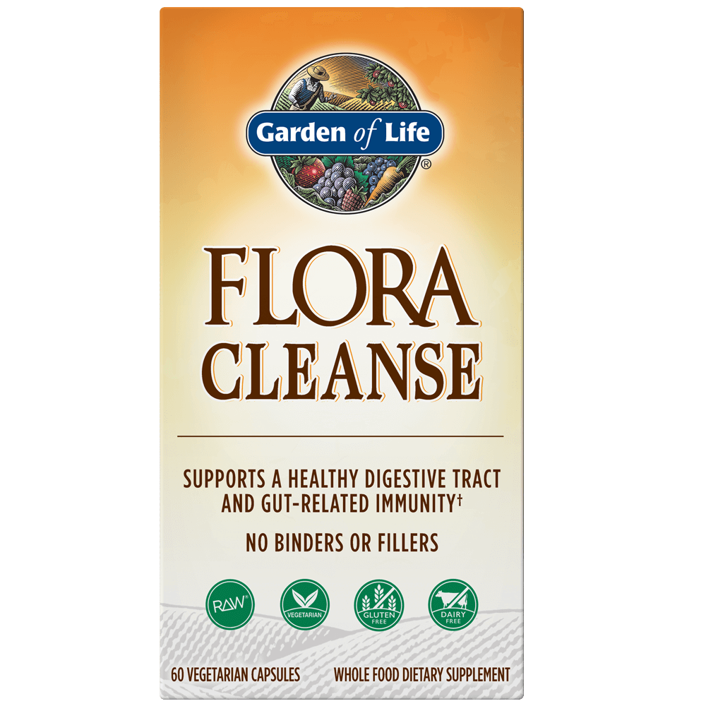 Garden of Life Flora Cleanse