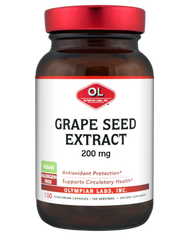 Olympian Labs Grape Seed Extract Extra Strength