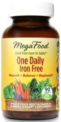 MegaFood Iron Free One Daily