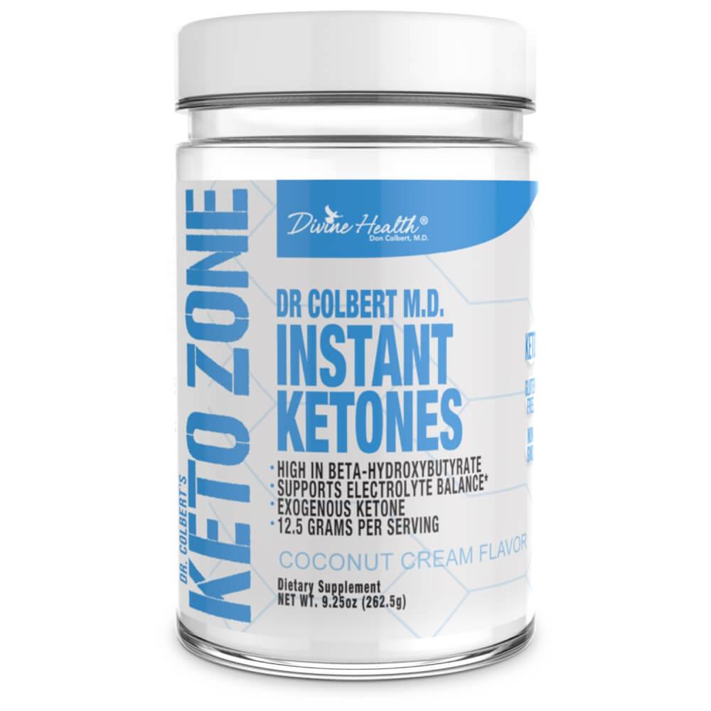 Dr Colbert Keto Zone Instant Ketones