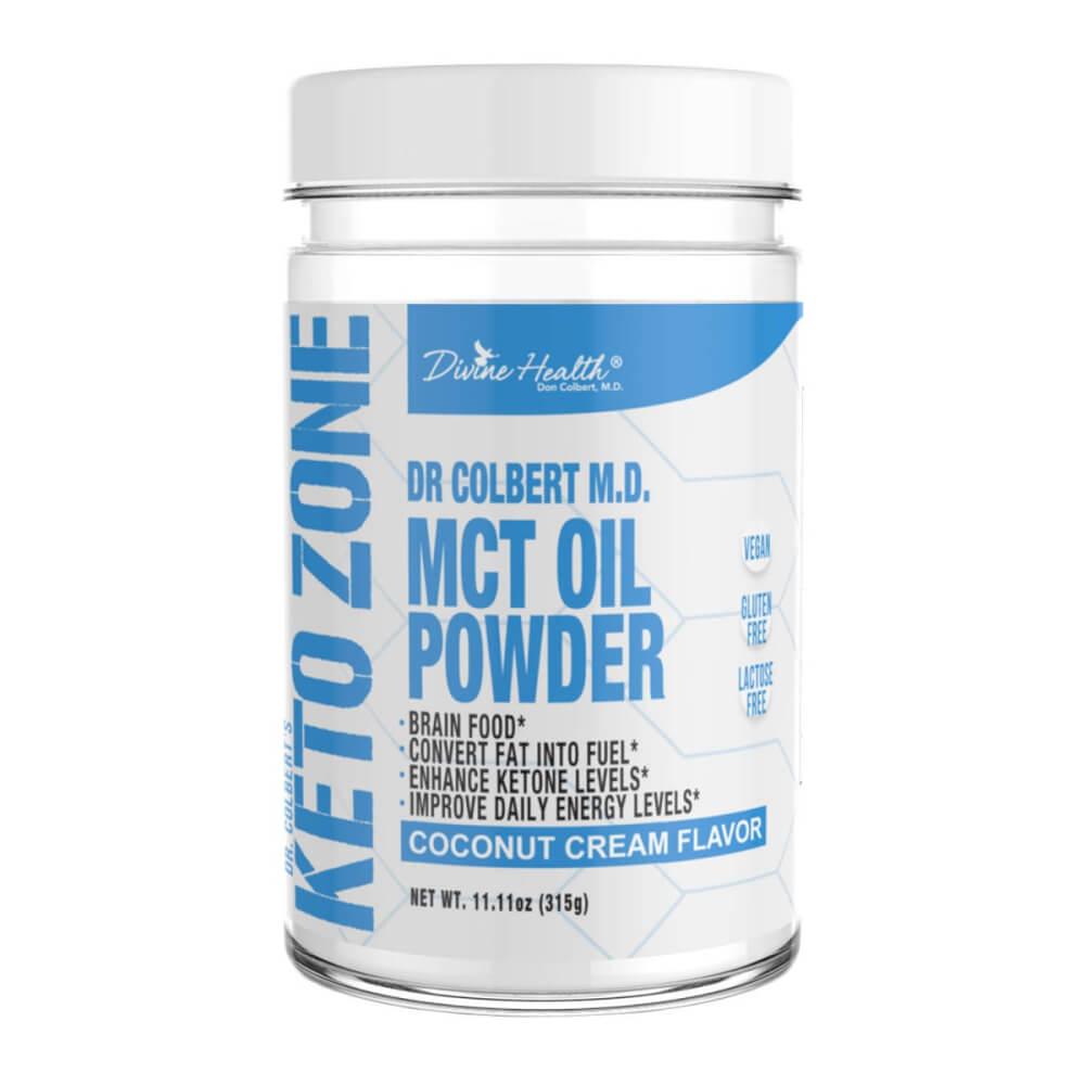 Dr Colbert Keto Zone MCT Oil