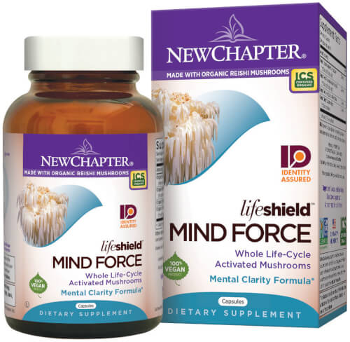 New Chapter LifeShield Mind Force