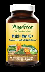 MegaFood Multi for Men 40 Plus