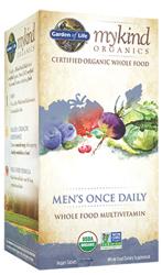 Garden of Life MyKind Organics Mens Once Daily