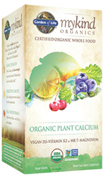 Garden of Life MyKind Organics Plant Calcium