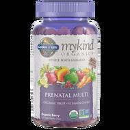 Garden of Life Mykind Organics Prenatal Gummy Multi