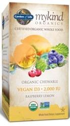 Garden of Life MyKind Organics Vegan D3 Chewable