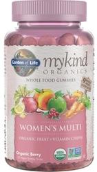 Garden of Life MyKind Organics Womens Gummy Multi