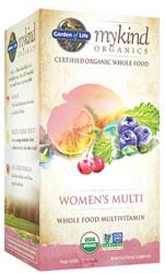 Garden of Life MyKind Organics Womens Multi