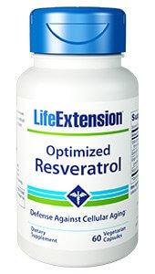 Life Extension Optimized Resveratrol