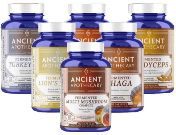 Ancient Nutrition Organic Medicinal Mushroom
