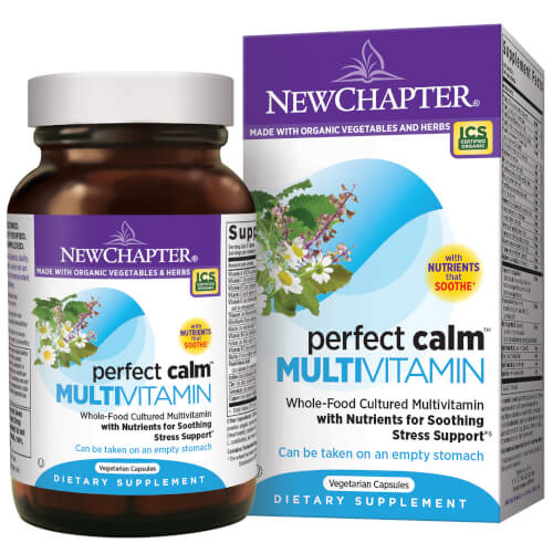 New Chapter Perfect Calm