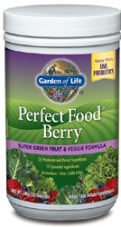Garden of Life Perfect Food with Berry