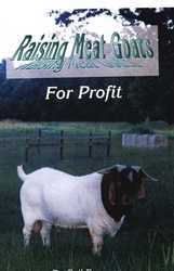 Books Raising Meat Goats for Profit