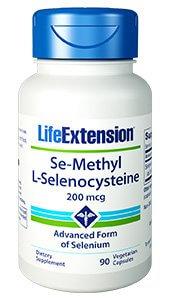 Life Extension Se-Methylselenocysteine