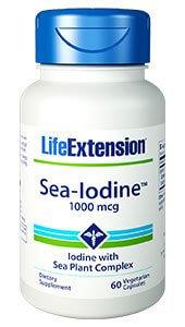 Life Extension Sea Iodine 1000 mcg
