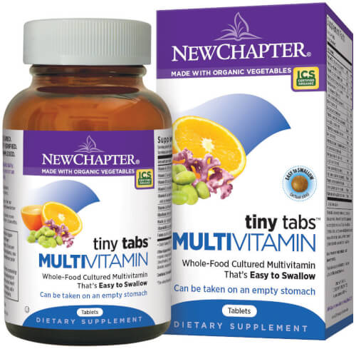 New Chapter Tiny Tabs Multi