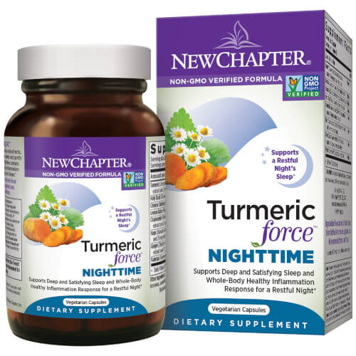 New Chapter TurmericForce Nighttime