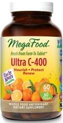 MegaFood Ultra C 400 mg