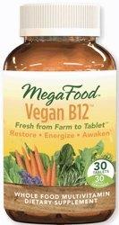 MegaFood Vegan B-12