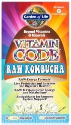 Garden of Life Vitamin Code Raw Kombucha