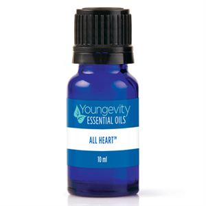 Youngevity All Heart  Essential Oil Blend   10 ml
