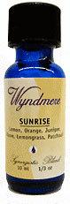 Wyndmere Alpha Aromatherapy Sunrise  10ml Bottle