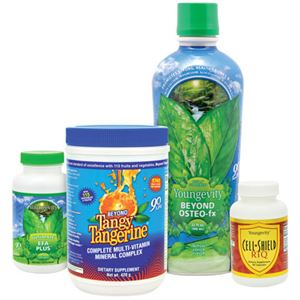 Youngevity Anti-Aging Healthy Body Start Pak Original