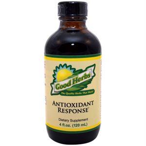 Good Herbs Antioxidant Response