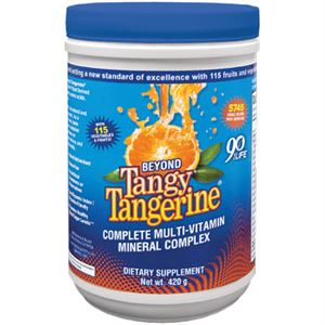 Youngevity Beyond Tangy Tangerine  420 gram canister