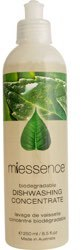 Miessence Biodegradable Dishwashing Concentrate  8.5 oz bottle