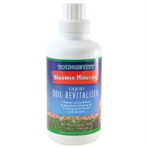 Youngevity Bloomin Minerals  Liquid Plant Revitalizer  1 qt