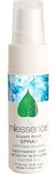 Miessence Breath Fresh  .4 oz Spray