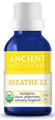 Ancient Nutrition Breathe EZ  15 ML Essential Oil